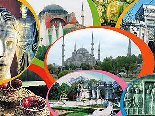 Kültür Gezileri için Popüler Ülkeler