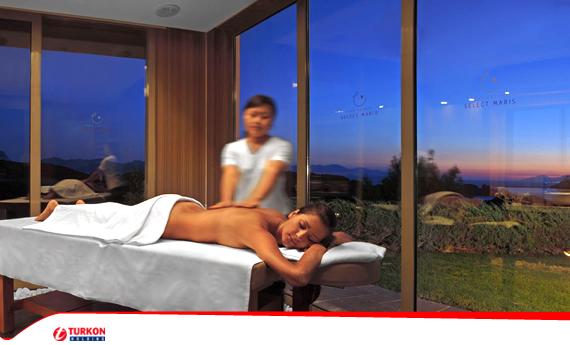 Club Resort Select Maris masaj salonu